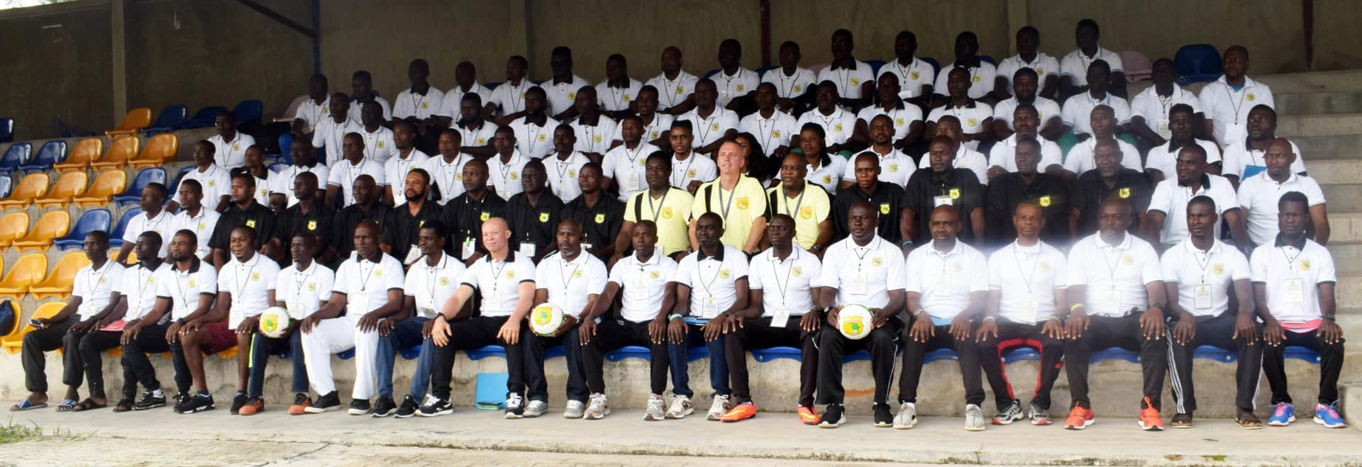 FCAAN Football Coaches Association of Africa Nations